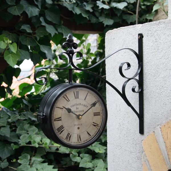 hodiny oboustranné