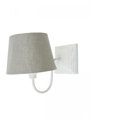 nástěnná lampa v provence stylu