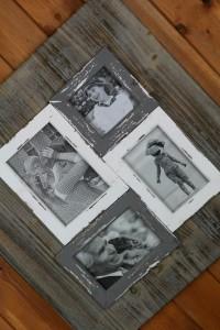 rámeček na více fotografií
