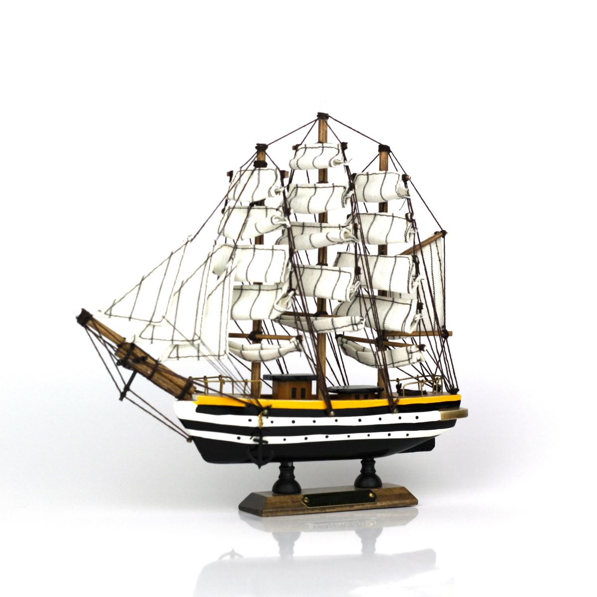 dekorace námořní loď