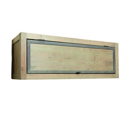 vrchní kuchyňská skříňka venkovský styl