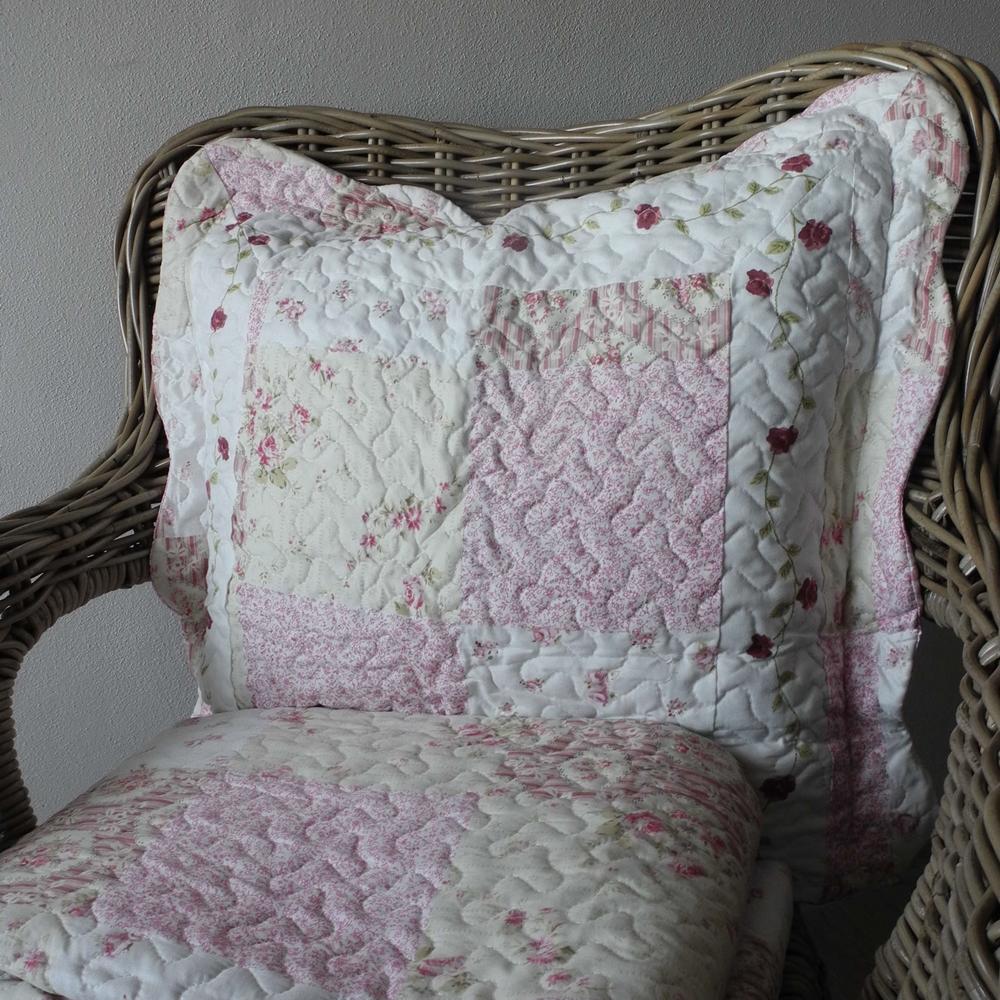 Přehoz na jednolůžko Růžové sny 140x200cm