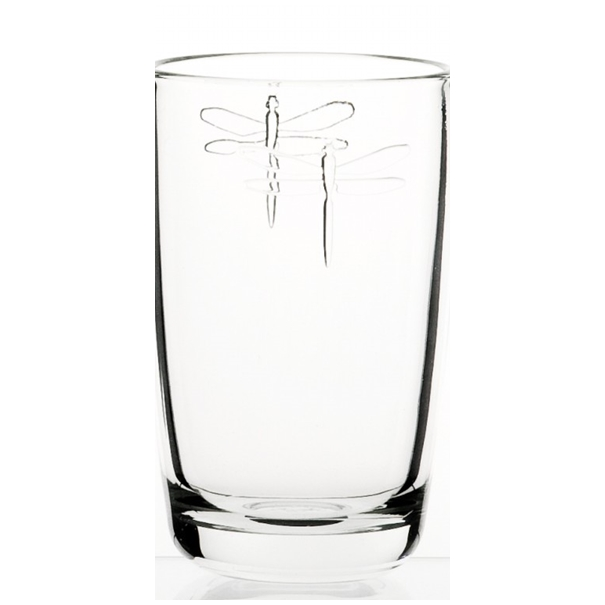 sklenice Libellules