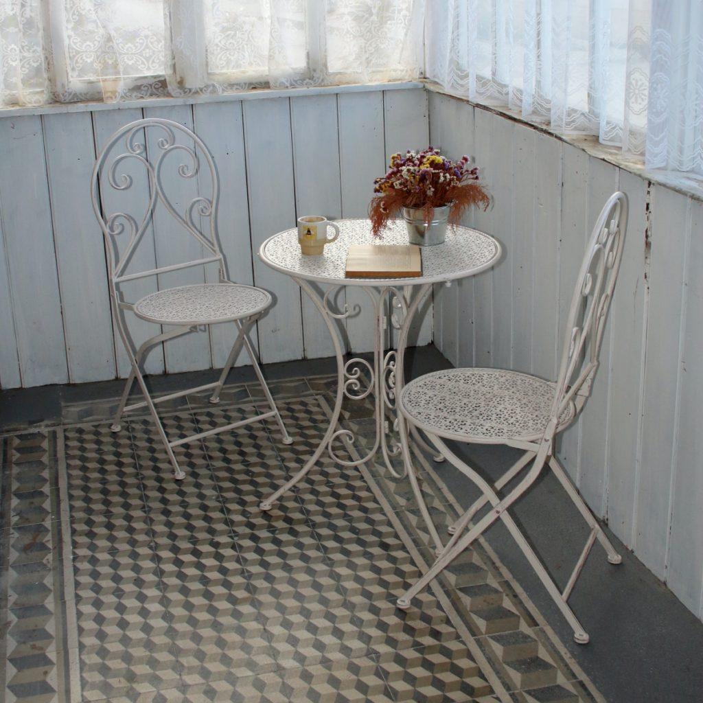 Balkónový nábytek