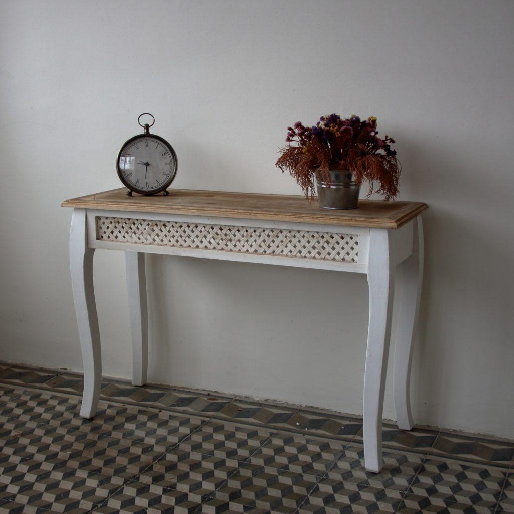 Konzolový stolek vintage