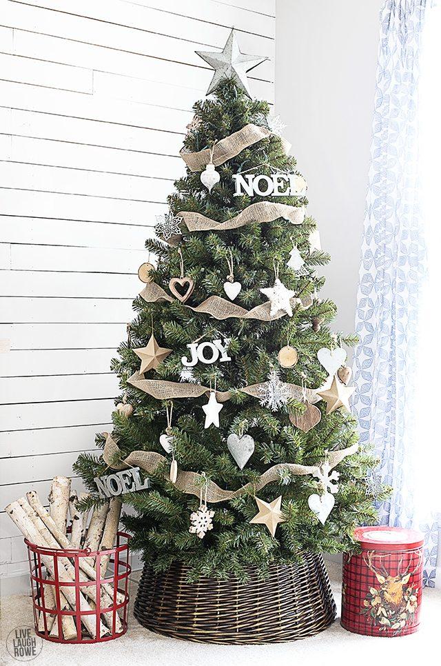 Obal na vánoční stromek
