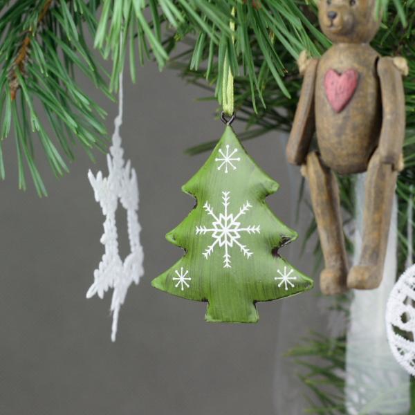 Vánoční dekorace vánoční stromeček
