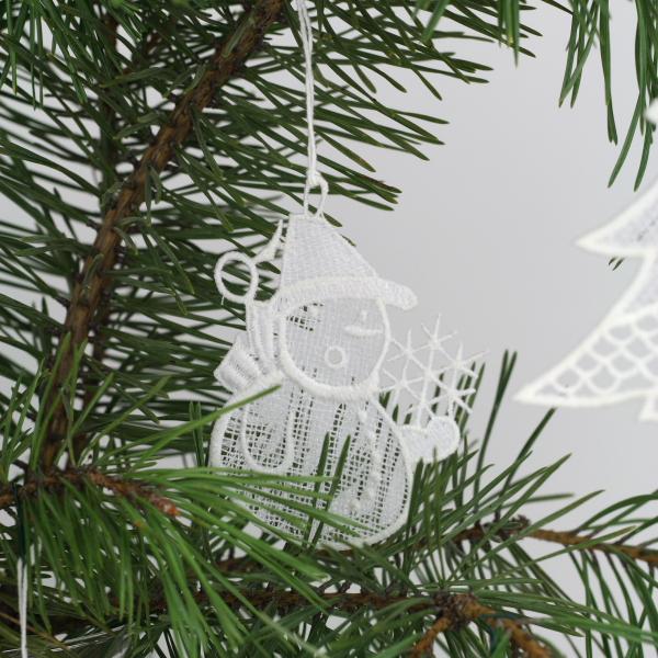 Vánoční ozdoby a dekorace