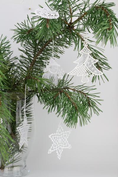 vánoční dekorace vlastní výroba