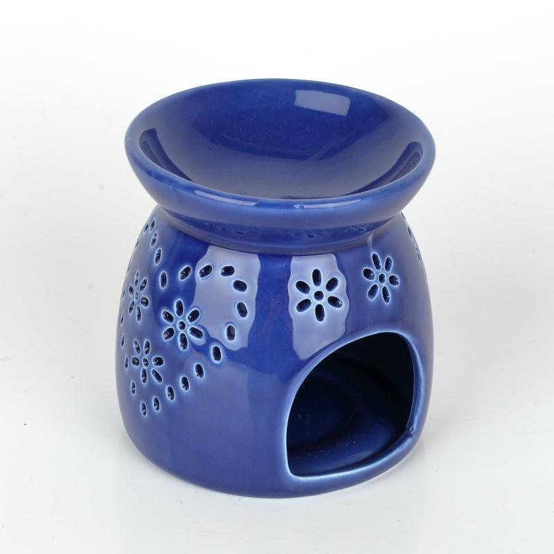 modrá aromalampa
