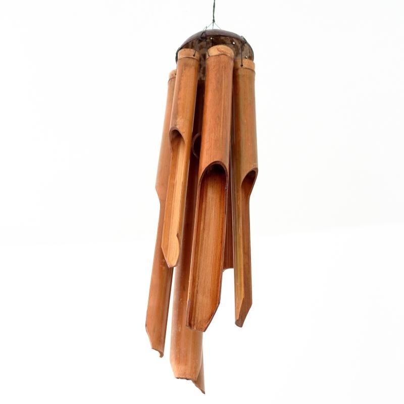 Zvonkohra z bambusu