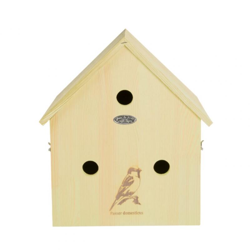 Budka pro vrabce