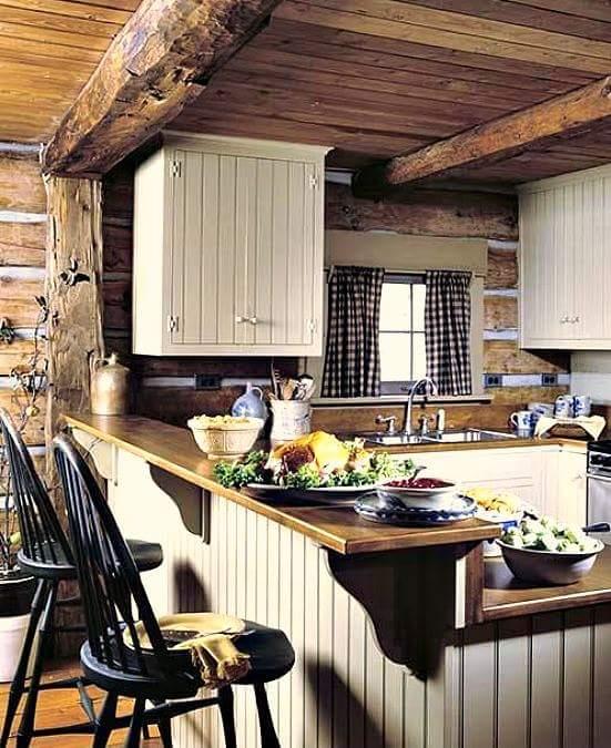 kuchyňské záclony