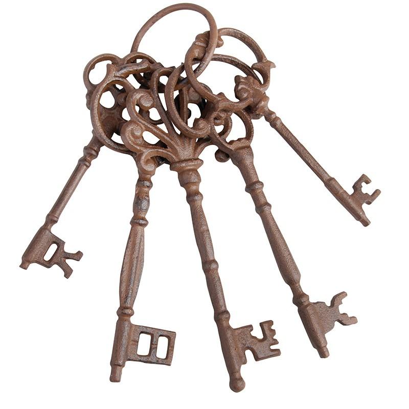 Litinové klíče