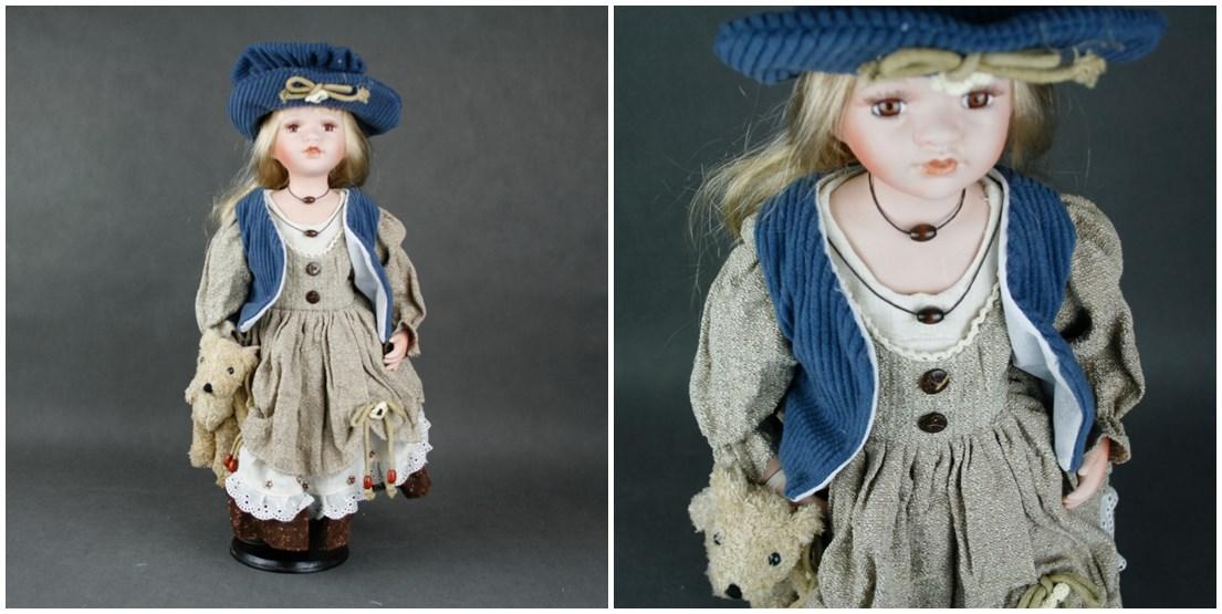 porcelánová panenka 60cm