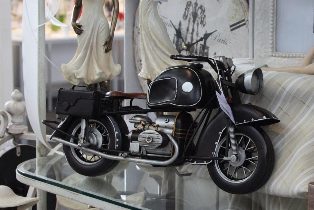 model motorky