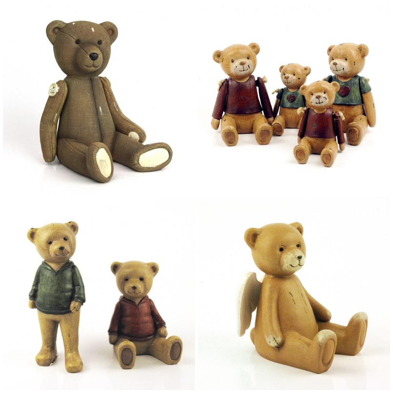 postavička medvídek