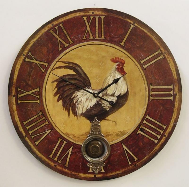 hodiny-s-kyvadlem-58cm-s-kohoutem
