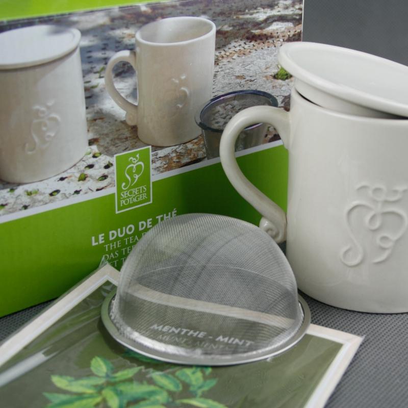 Hrneček na sypaný čaj