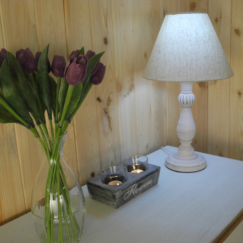 stolná lampa