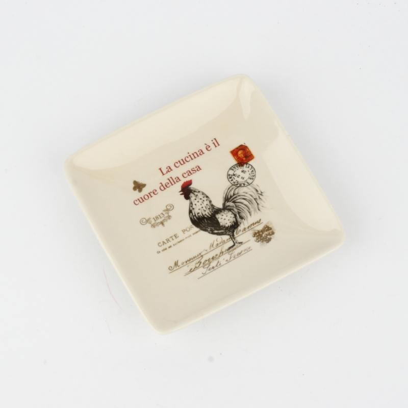 keramický talířek