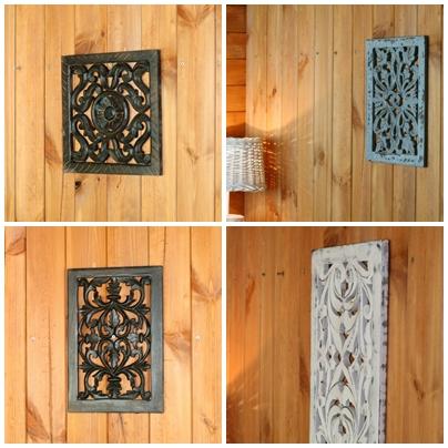 nástěnné panely