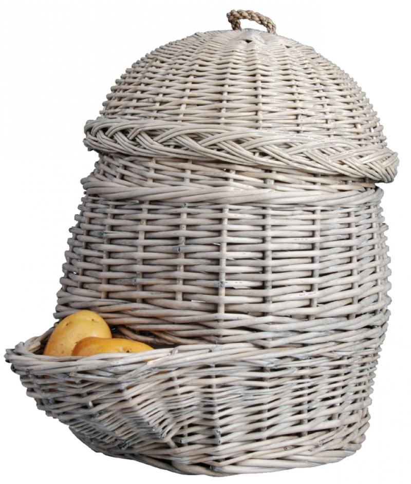 Koš na brambory