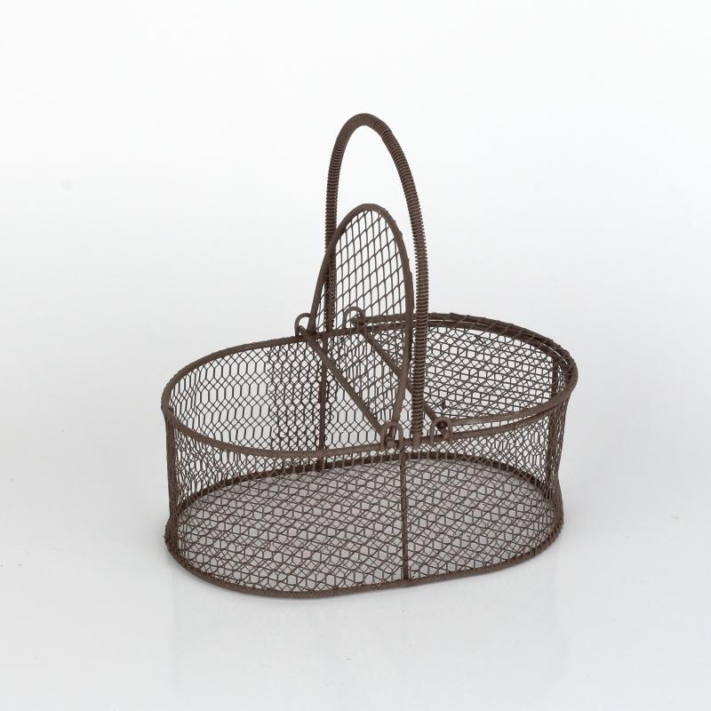 Nákupní košík s poklopy