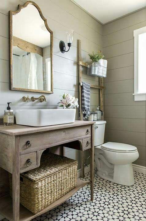 vintage koupelna