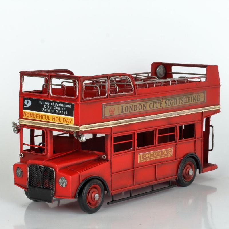 Autobus modely