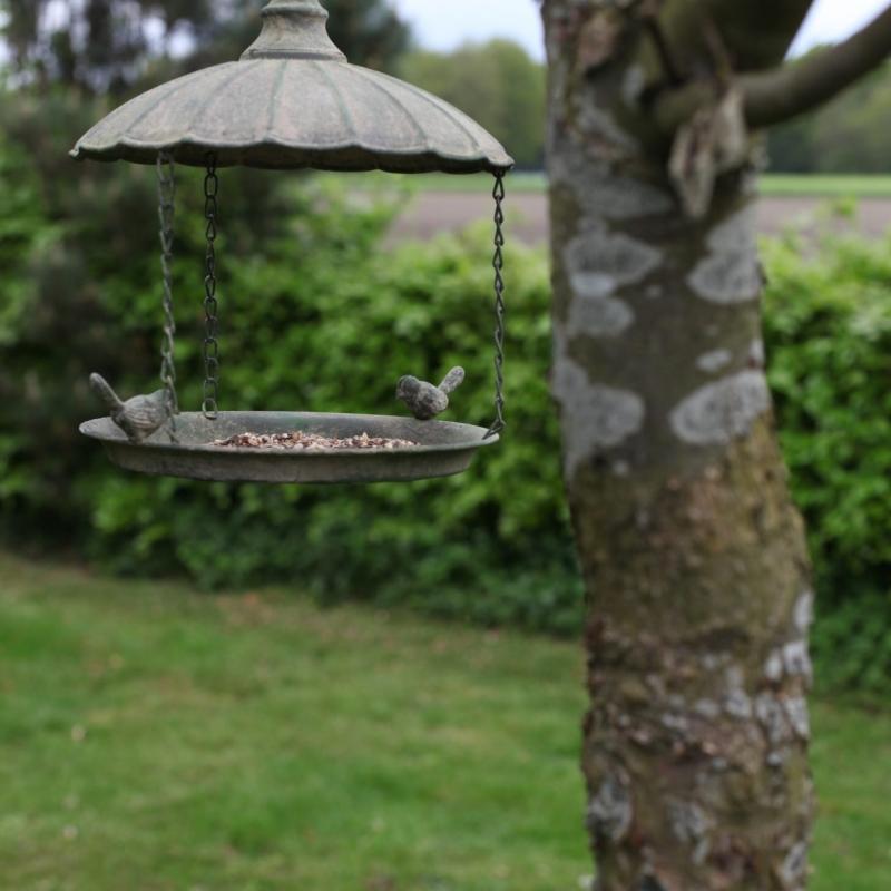 Krmítko pro venkovní ptáky