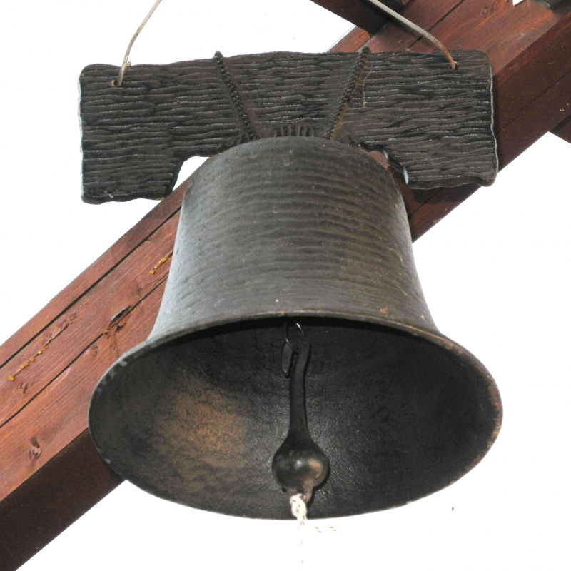 litinový zvon