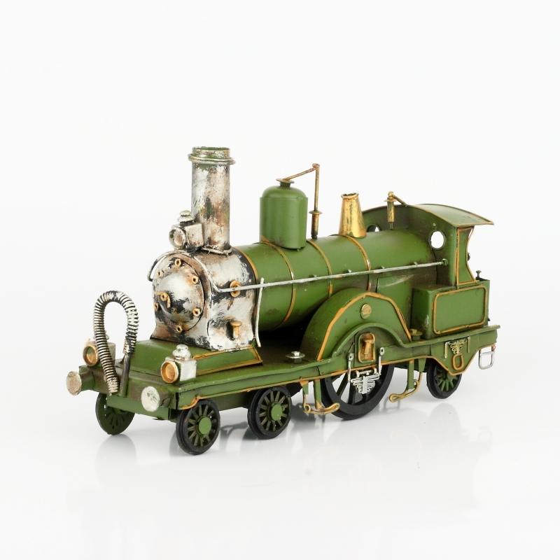 Model lokomotivy 28cm
