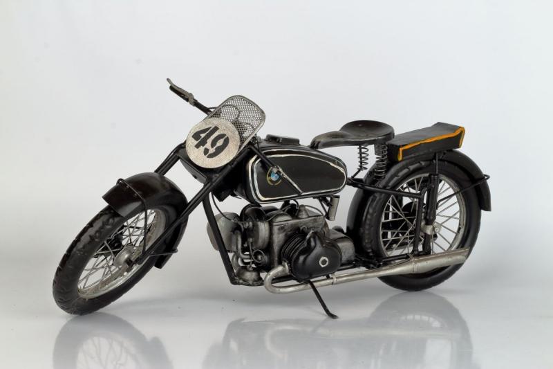 Kovové modely motorek