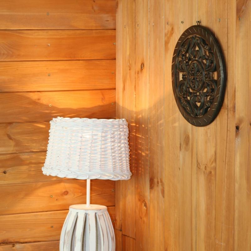 ozdobny-panel-tmave-drevo-kulaty-26cm-one