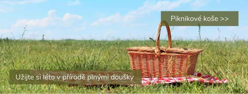 Piknikový koš