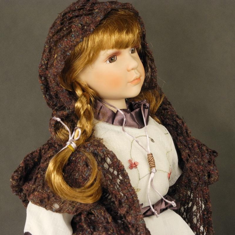 zberateľská bábika
