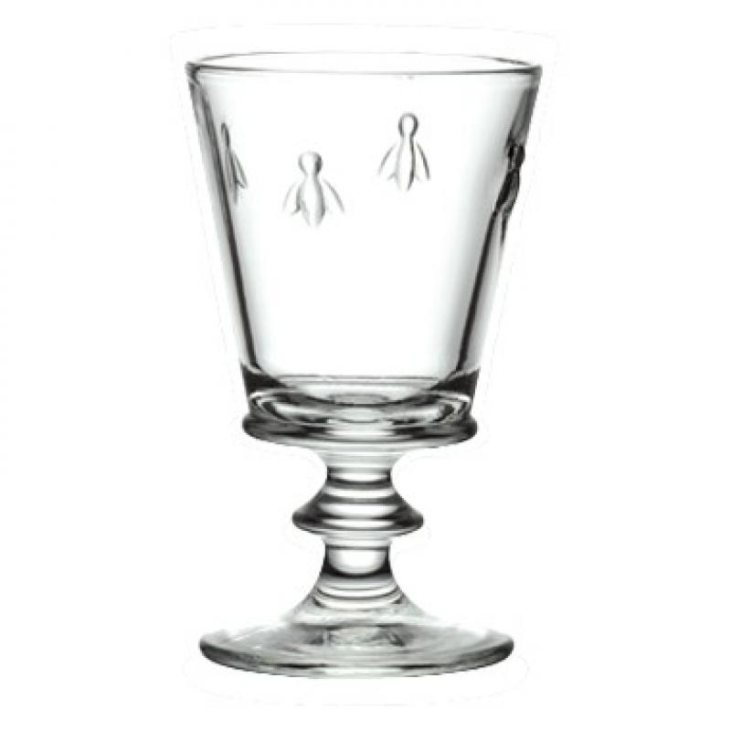 sklenice na víno abeille