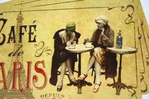 prestieranie cafe paris