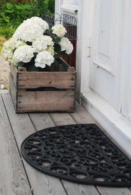 litinové rohožky před dveře