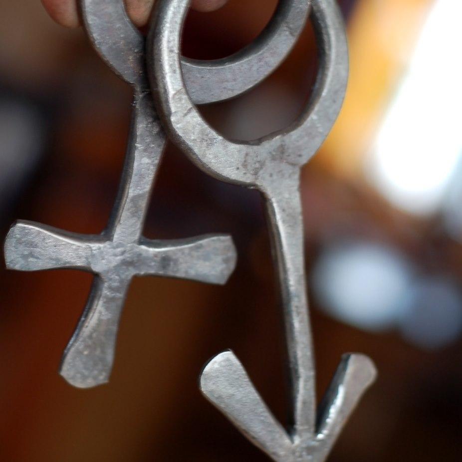 symbol muž a žena