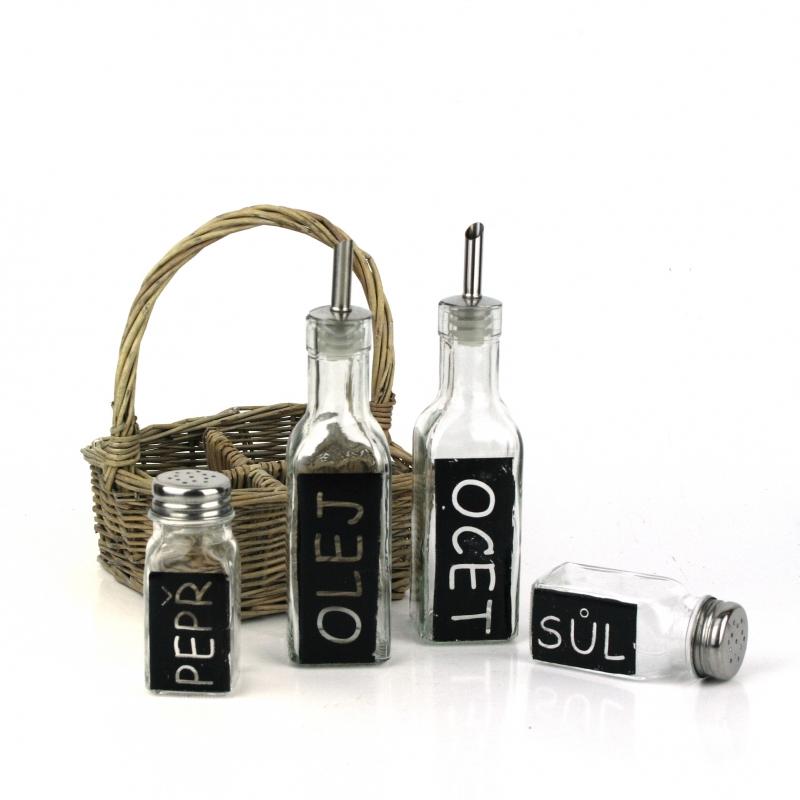 olej a ocet