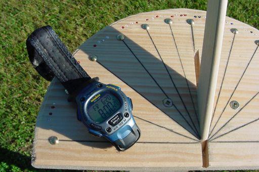 výroba slunečních hodin