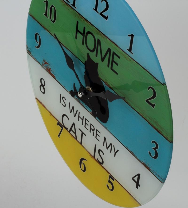 skleněné hodiny