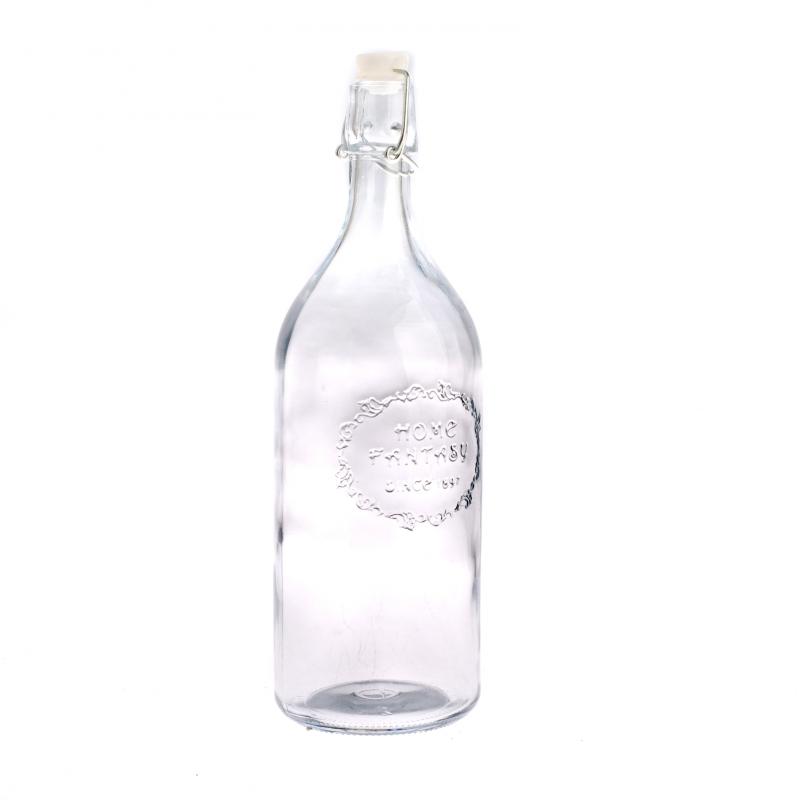 Skleněná lahev