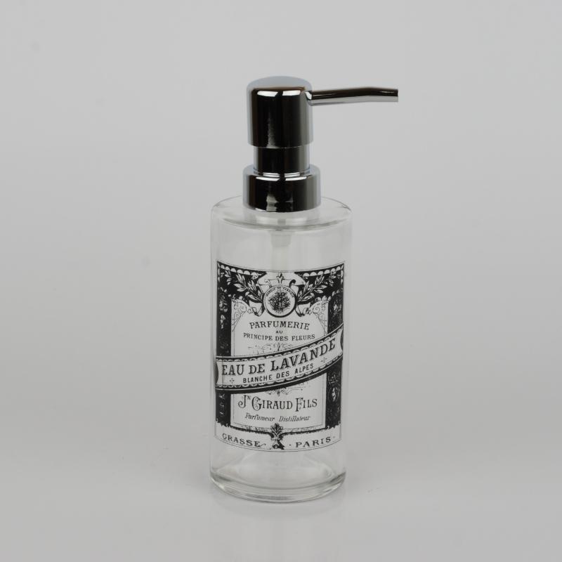 Dávkovač mýdla skleněný