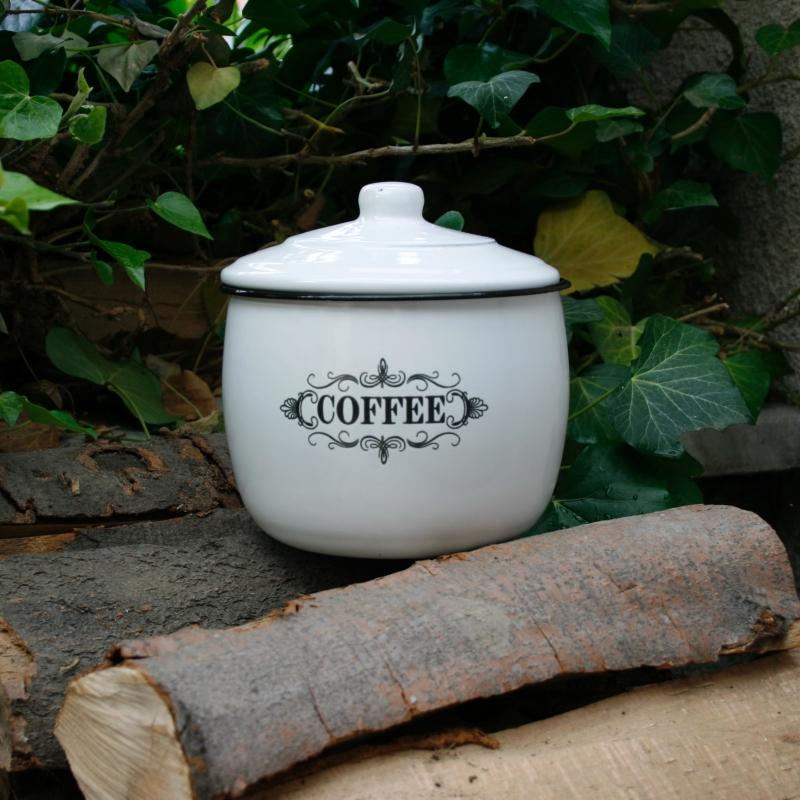 smaltovany-hrnec-doza-na-kavu-15cm-one