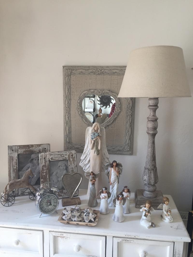 Lampa stojací malá