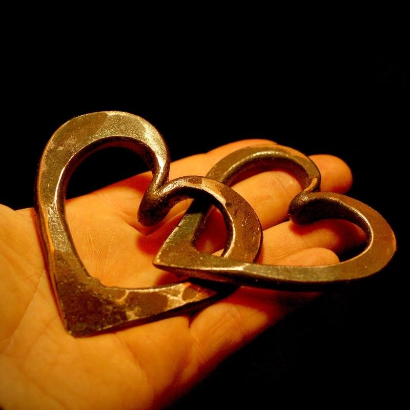 Kované srdce