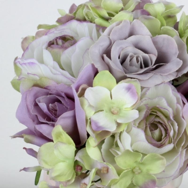 umělá kytice růží